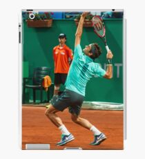 Roger Federer iPad-Hülle & Klebefolie
