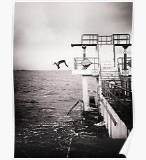 back flip.. Poster