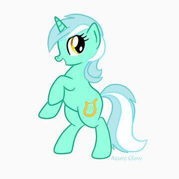 Lyre Pony by Zendric