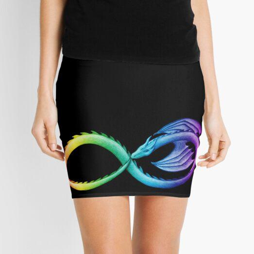 Spectrum Infinity Dragon Mini Skirt