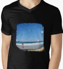 Sand & Surf - TTV Men's V-Neck T-Shirt