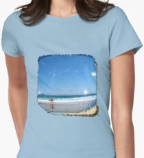 Sand & Surf - TTV Womens Fitted T-Shirt