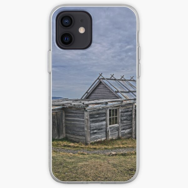 The Back of Craigs Hut iPhone Soft Case