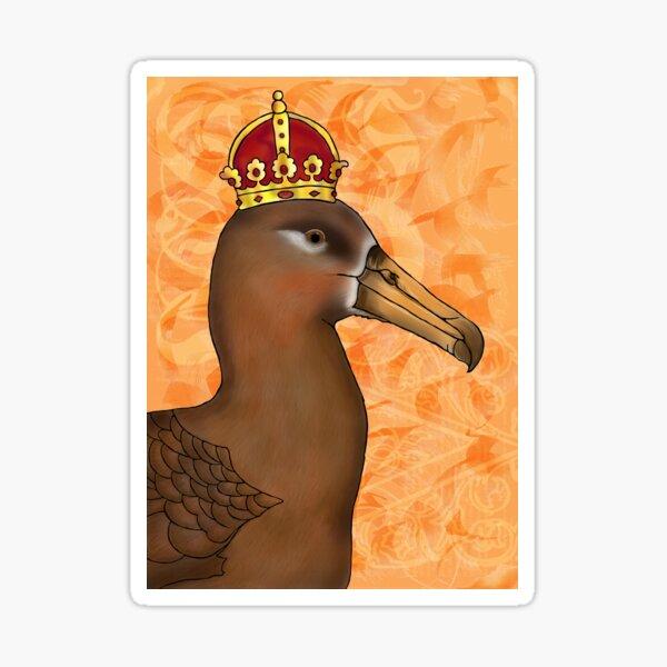 Black-footed Albatross Sticker
