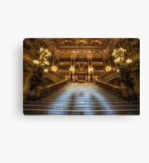 The Phantom of the Opera Canvas Print