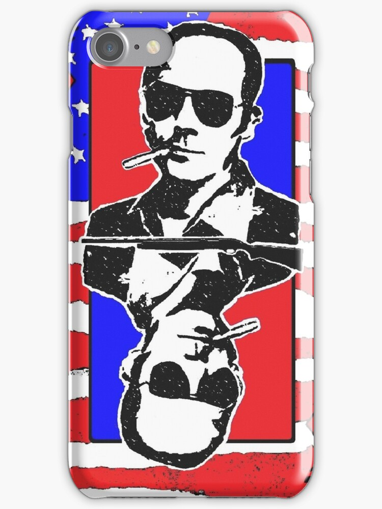Hunter.S.Thompson. The Playing Card. by Brett Sixtysix by brett66