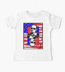 Hunter.S.Thompson. The Playing Card. by Brett Sixtysix Kids Clothes