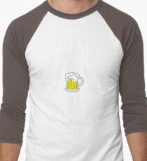 Camiseta ¾ bicolor para hombre Codificará para la cerveza