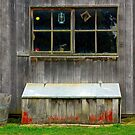 Barn, Paramoor Winery by John Mitchell
