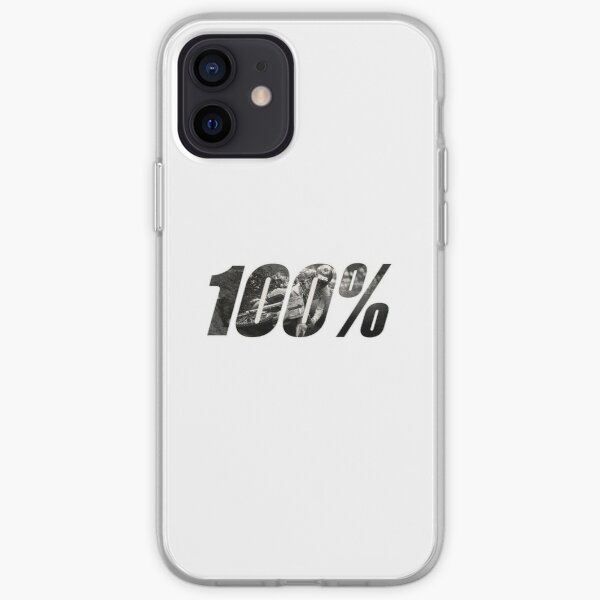 100% motocross Coque souple iPhone
