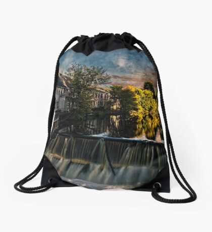 Hemlock Gorge Reservation Drawstring Bag