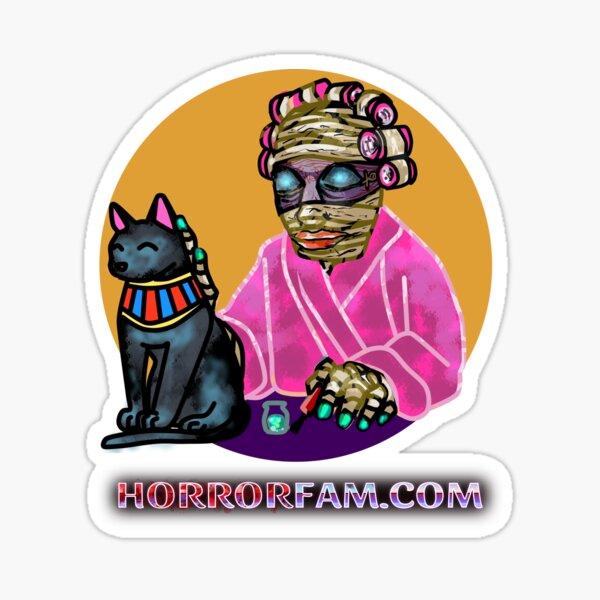 Joan - Mummy Dearest Sticker