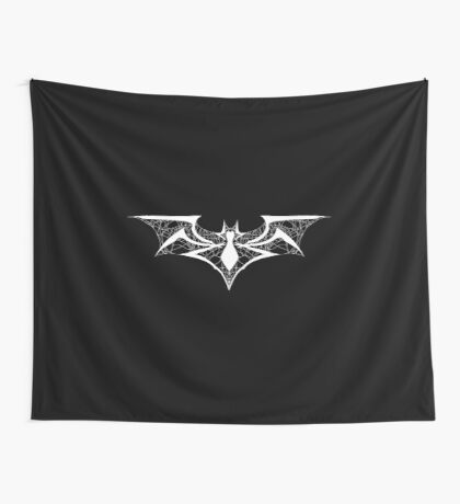 Spider-Bat Wall Tapestry