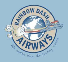 Rainbow Dash Airways