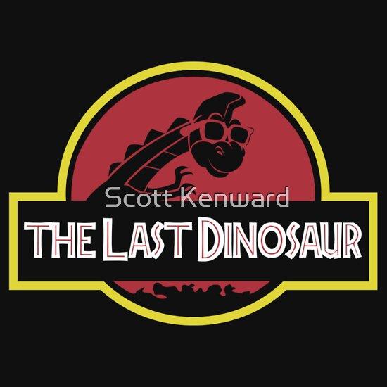 TShirtGifter presents: The Last Dinosaur