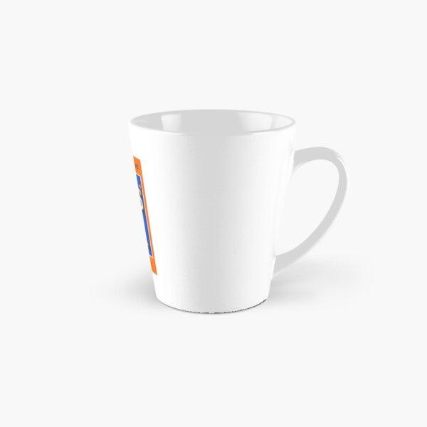 Vintage Lyons Tea enamel advert sign Tall Mug