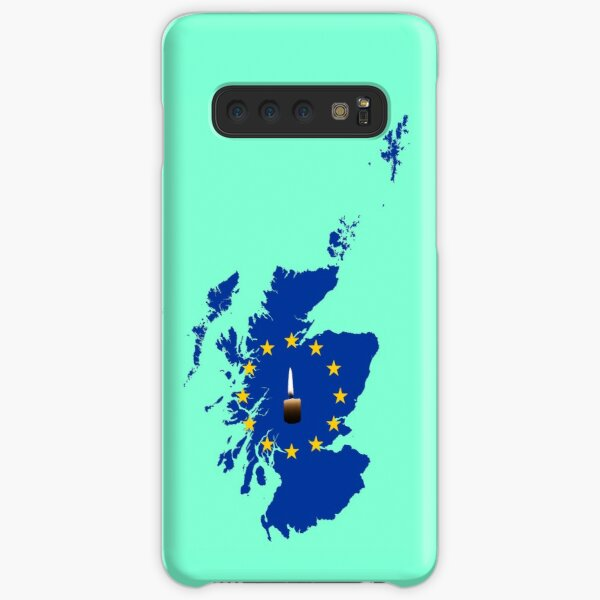 Leave a Light on for Scotland Samsung Galaxy Snap Case