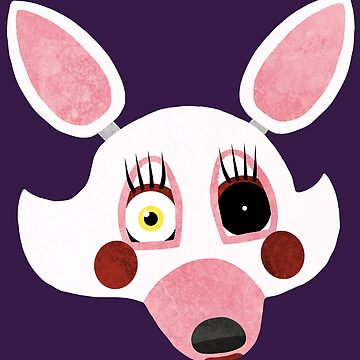 Five Nights at Freddy's 2 - Mangle Face by KatyM