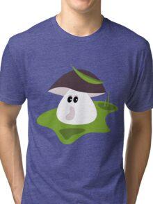 Mushroom Tri-blend T-Shirt
