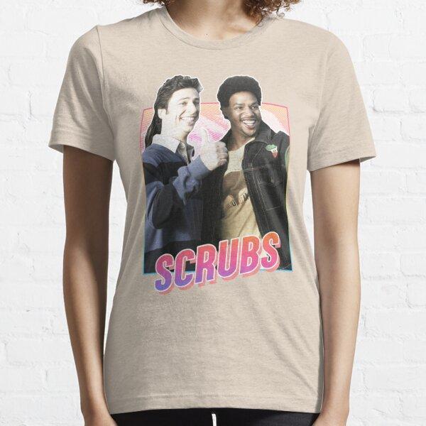Scrubs Friendship - 80er Jahre Design Essential T-Shirt