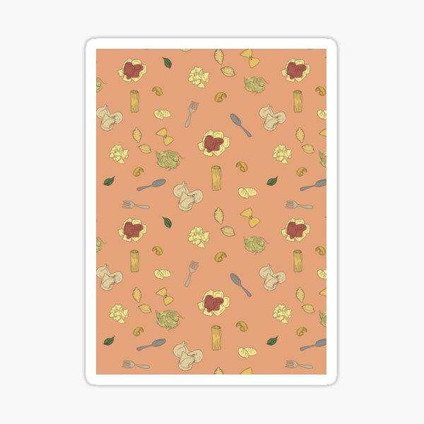 Pasta Love Sticker