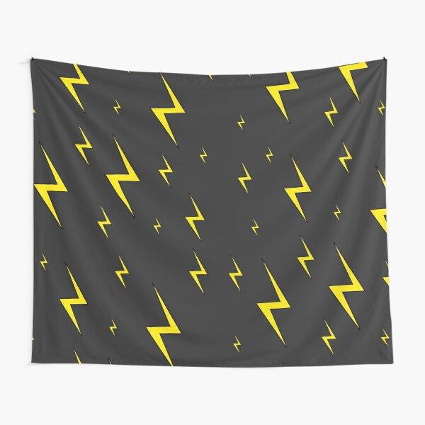 Lightning Bolt Scar Tapestry