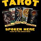 Tarot Spoken Here by DuckSoupDotMe