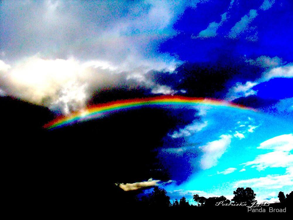 Bridgetown Rainbow by pandab1jb