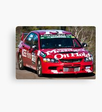 Targa West 2011 - Car 15 - Photo 2 Canvas Print
