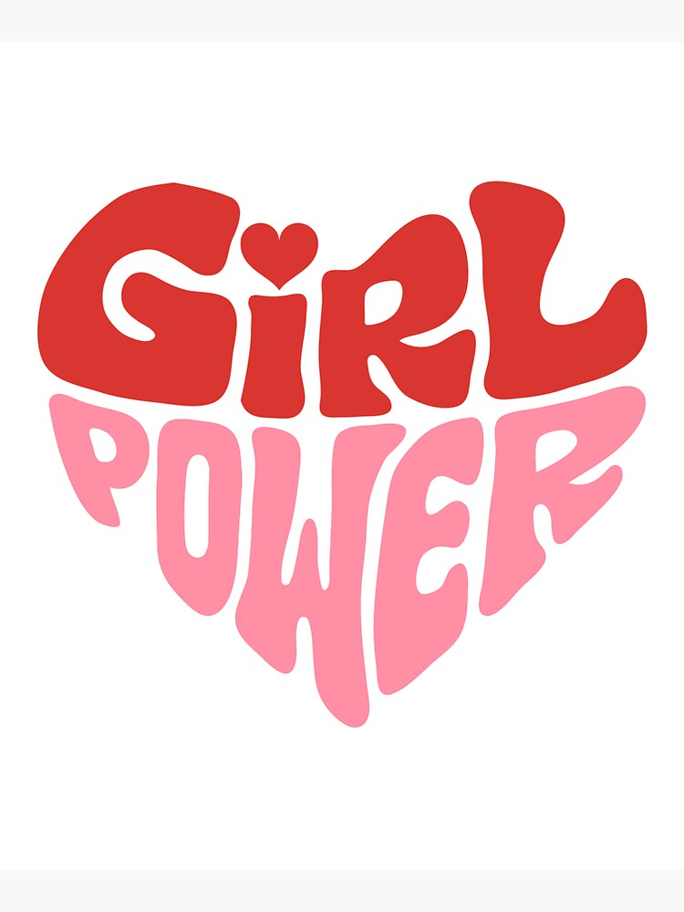 GIRL POWER by funkythings