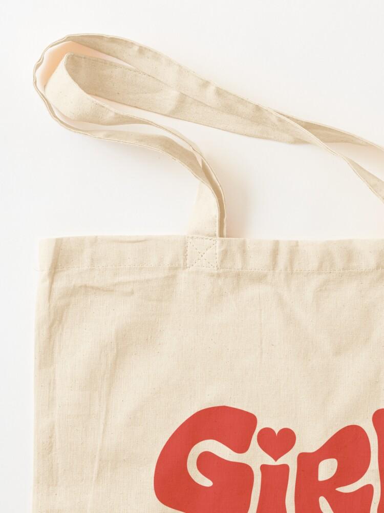 Alternate view of GIRL POWER Tote Bag