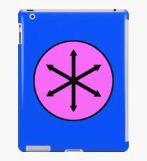 Greendale logo iPad Case/Skin