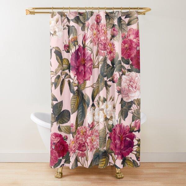 Rose Garden V Shower Curtain