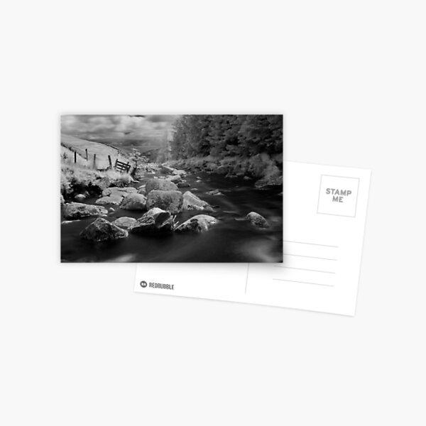 Glenmacnass Waterfall in County Wicklow, Ireland Postcard