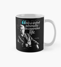 A Quote from Carl Gustav Jung Quote #7 of 50 available Mug