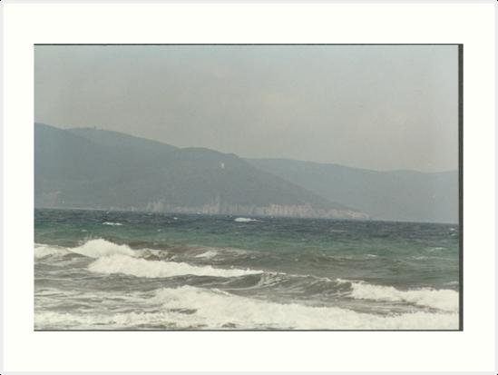 IL MARE .... PIZZOMUNNO -..ITALIA- EUROPA- 1500 VISUALIZZ.2013 ..... by Guendalyn