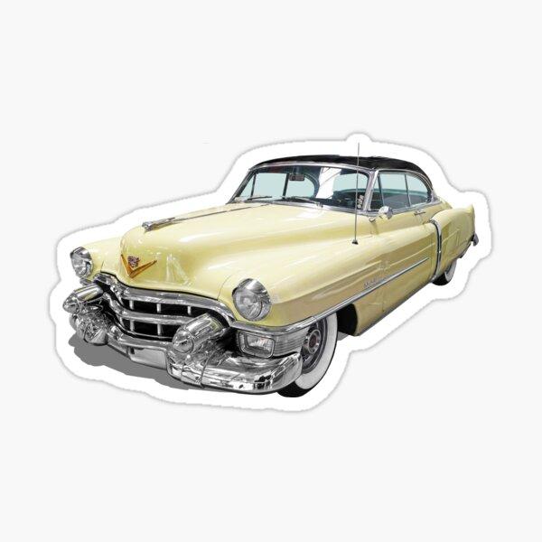 Cadillac, Cabrio, coupe Sticker