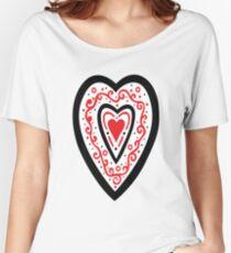 Ben's Heart Women's Relaxed Fit T-Shirt