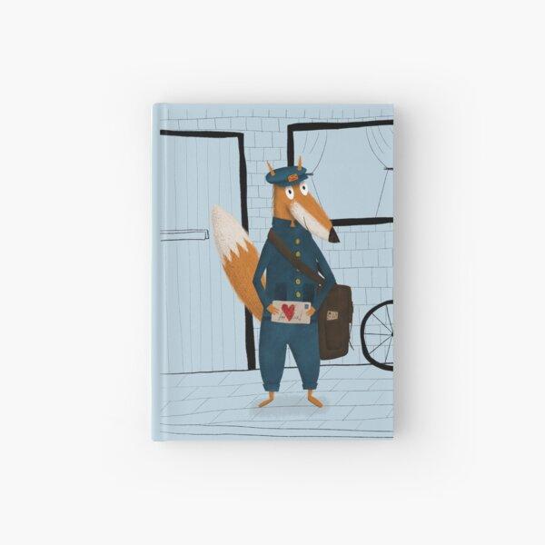 Foxy Postman Notizbuch