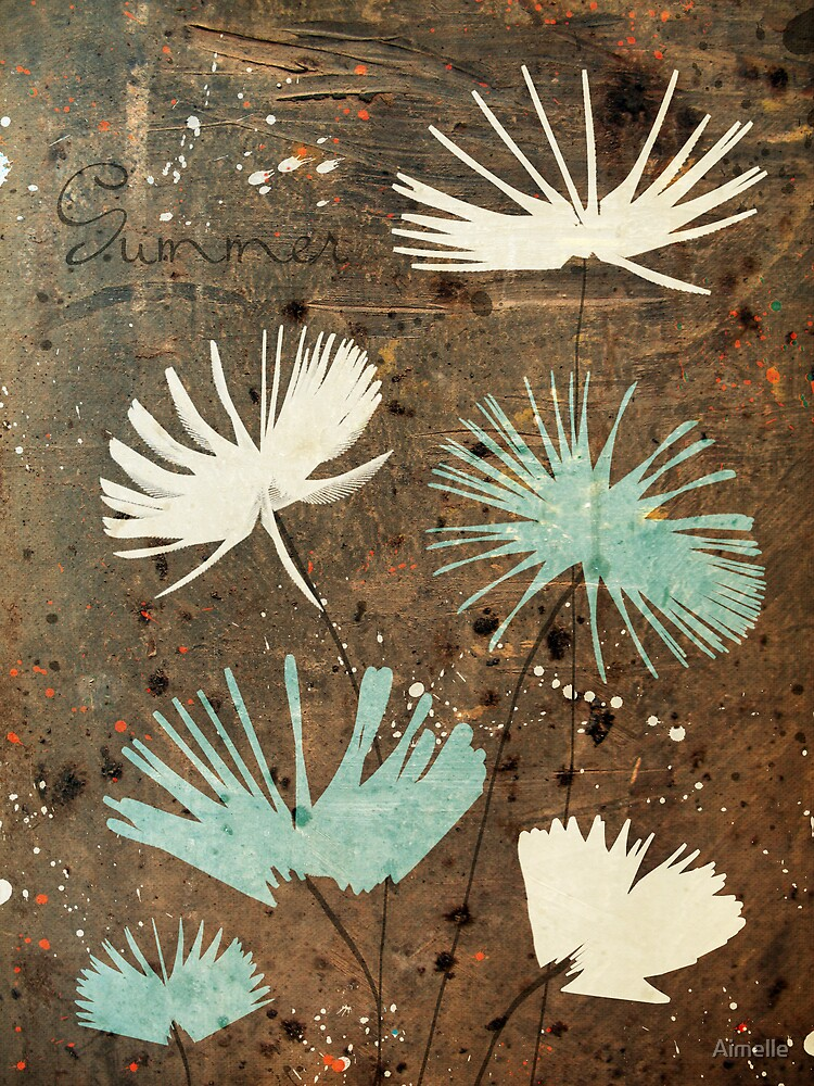 florelles summer textured by Aimelle