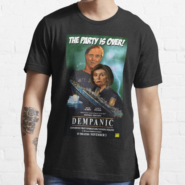 Dempanic Essential T-Shirt