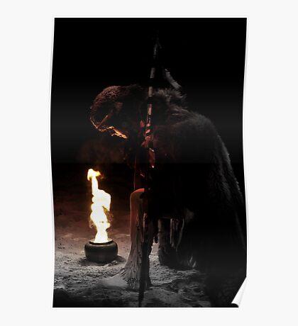 The Healing Fire Poster