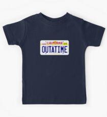 OUTATIME Kids Tee