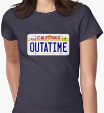 OUTATIME Women's Fitted T-Shirt
