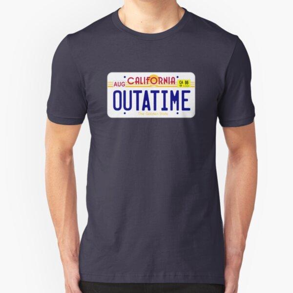 OUTATIME Slim Fit T-Shirt