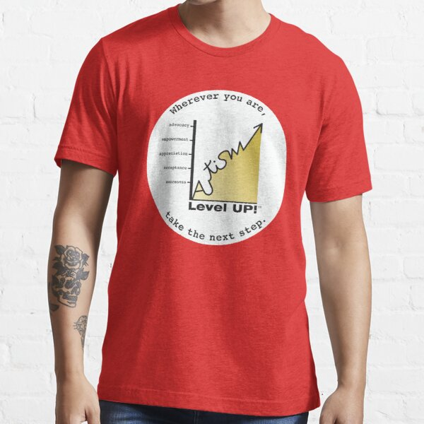 Level UP! Circle Time! Essential T-Shirt