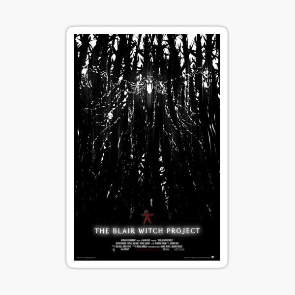 The Blair Witch Project Sticker