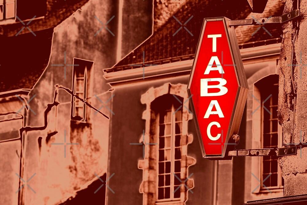 Tabac - A French Tobacco Shop by Buckwhite