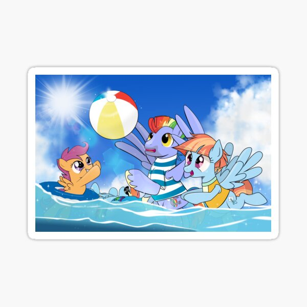My Little Pony Friendship is Magic Sticker