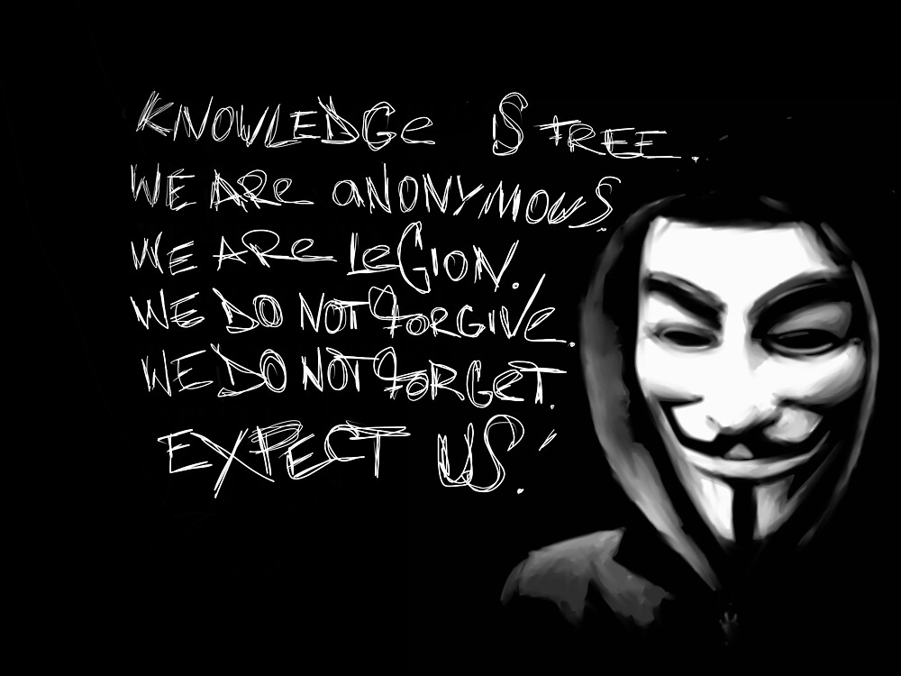 Anonymous by Blubb